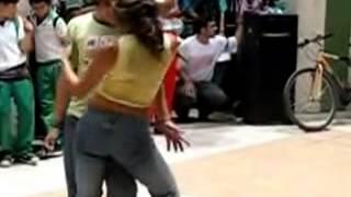 il Ballo da paura su reggaeton