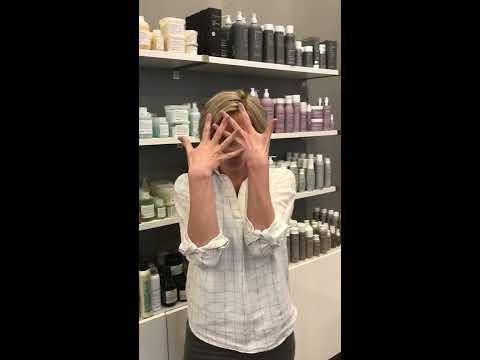 Laura - My Visit to Aidan James Salon and Spa in Nashua!