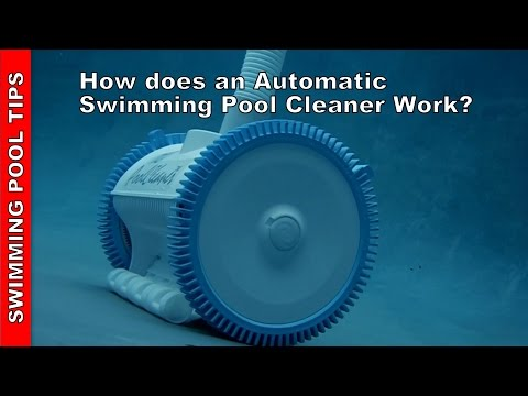 HOW DOES an Automatic Swimming Pool Cleaner work?