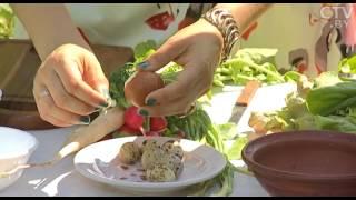 Рецепты здорового питания: салат из куриных и перепелиных яиц