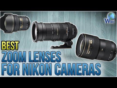 8 Best Zoom Lenses For Nikon Cameras 2018