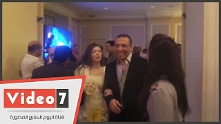 خالد صلاح وشريهان أبو الحسن وياسر سليم يشاركون فى حفل إفطار on.Tv