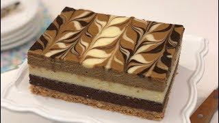 Triple Layered Cheesecake 三味芝士蛋糕