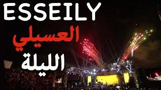 دخول تاريخي للعسيلي باغنية الليلة واستقبال غير مسبوق من الجماهير@Mahmoud El Esseily   محمود العسيلي