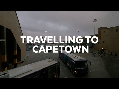 EP001 Travelling to Cape Town via Kenya and Zambia