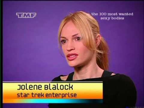 Jolene Blalock 100 Most Wanted