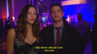 Smash 2x09 - Katharine McPhee and Jeremy Jordan Interview | Legendado em Português