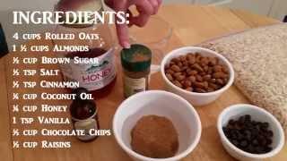 Jennifer's Kitchen - Granola
