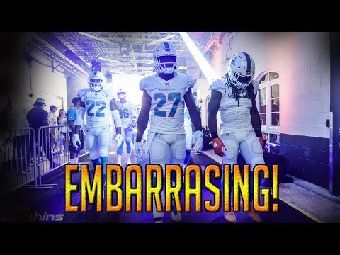 NO DEFENSE! MIAMI DOLPHINS FAN REACTS TO THE DETROIT LIONS BEATING THEM 32-21 @1KFLeXin