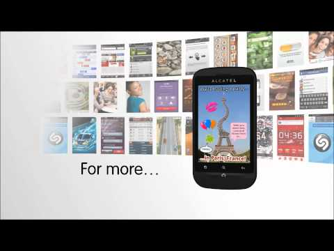 ALCATEL One Touch 918D Demo-Video