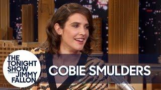 Cobie Smulders Avoids Jimmy