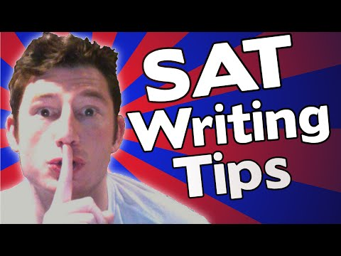 sat essay tips and tricks Khan academy is a nonprofit with the mission of providing a free, world-class education for anyone, anywhere  sat essay tips share space  how to prep for the sat .