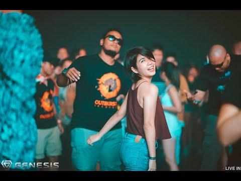 Mark Sherry Live @ Genesis Festival - Bangkok, Thailand [07.07.18]