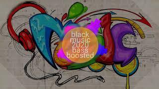 BLACK MUSIC 2020 BASS BOOSTED REMIX SEAN PAUL