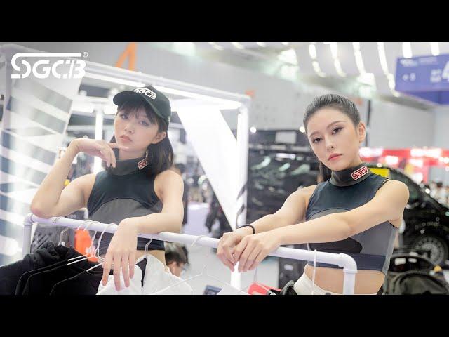 SGCB 2021 GT Show China