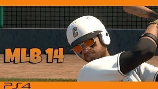 MLB 14 Road to the Show PS4   Amateur Showcase & Draft [EP 2]