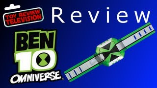 Ben 10 Omniverse Omnitrix Touch Review Unboxing