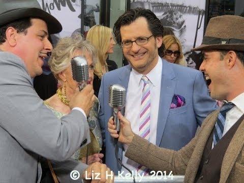 TCM Host Ben Mankiewicz passion at 2014 TCM Film Festival