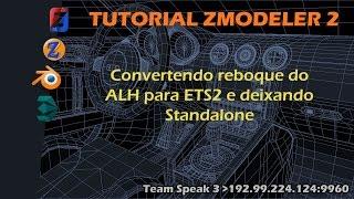 Zmodeler 2 :: Como converter reboque do ALH para ETS2 deixando Standalone