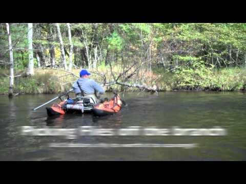 Best Fishing In Michigan - Baldwin Pere Marquette River