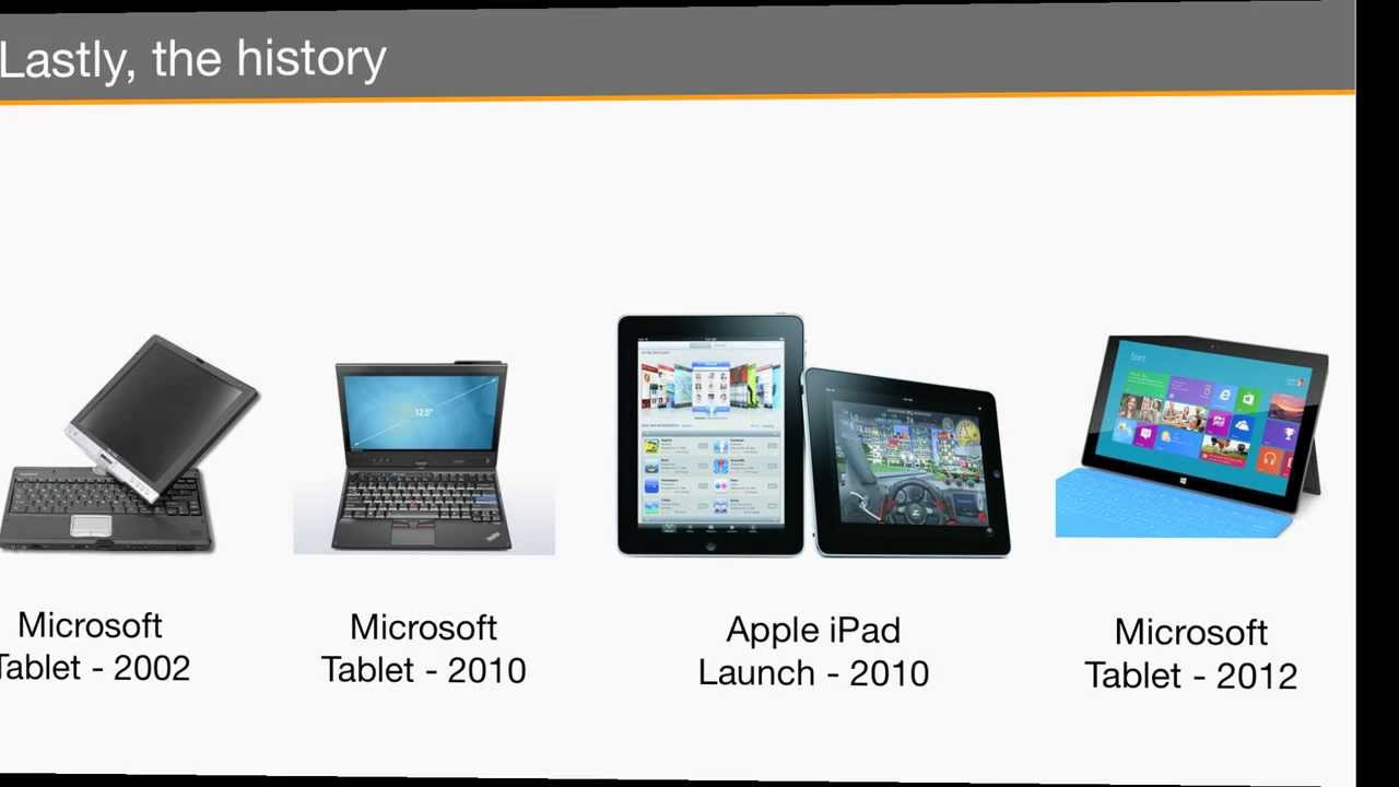 Apple s ipad vs microsoft surface rt parody youtube
