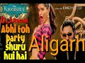 Abhi toh Party Shuru Hui hai || Song hard dholki mix by DJ Satish Kumar Aligarh Up