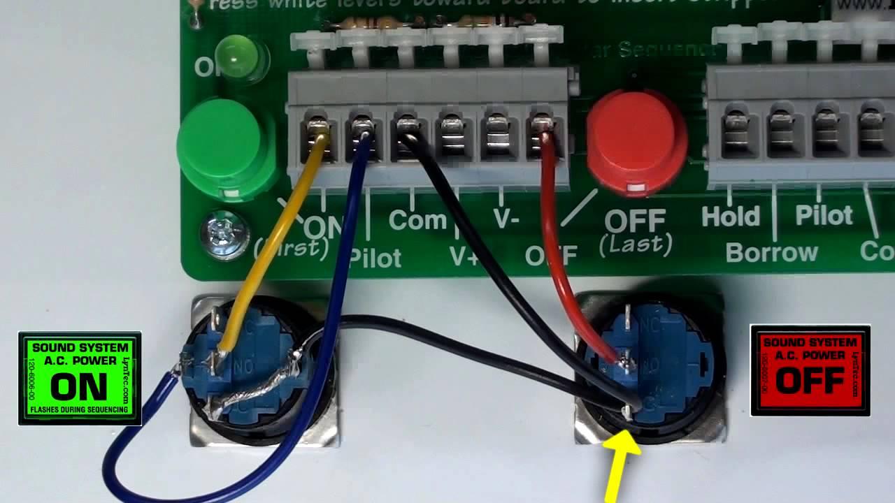 wiring a ss 2 switch set youtube rh youtube com