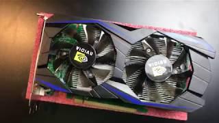 Nvidia GTX 960 für 40€ ?! Review einer China-Grafikkarte #Chinaschrott -- [Deutsch/German] [4K]