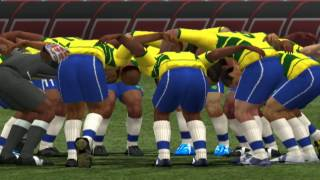 Football Kingdom for Playstation 2 By Namco on Pcsx2 +New  Download Link