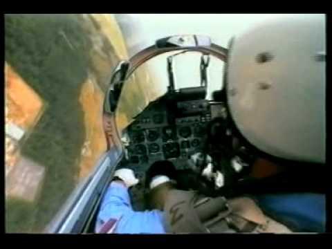 Sukhoi Cobra maneuver