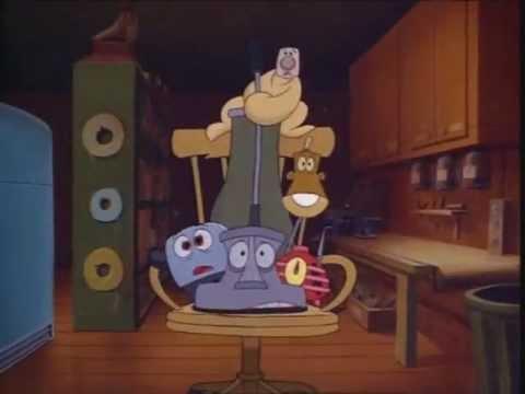 Brave Little Toaster - B Movie (Dutch DVD Version)