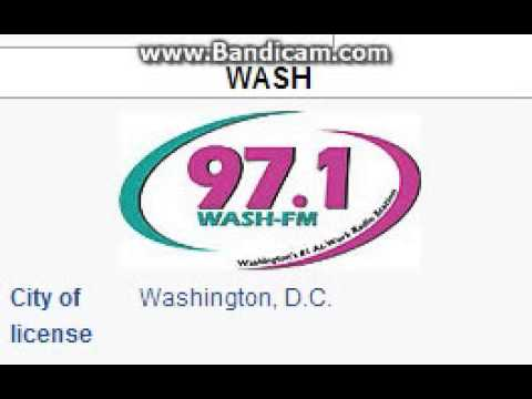WASHFM 971 WASHFM Washington, DC TOTH ID at 6:00 pm 7152014