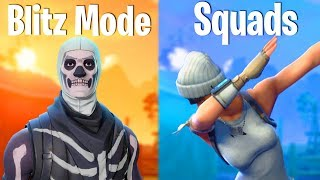 TOP 5 REASON 'BLITZ' MODE IS BETTER THAN SQUADS (and why thats a good thing)