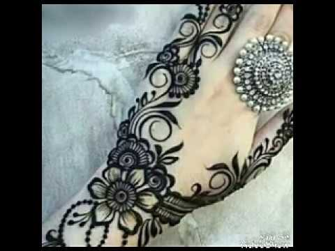 3959dc8a0 Latest & Best Eid Mehndi Designs 2017-2018 Special Collection - YouTube