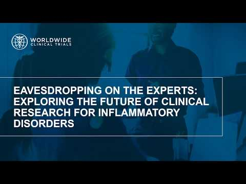 [ On Demand Webinar ] Exploring the Future of Clinical Research for Inflammatory Disorders