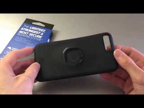 quadlock iphone xs case