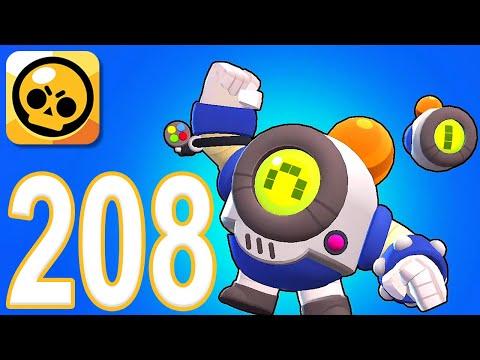 Brawl Stars - Gameplay Walkthrough Part 208 - Retro Nani (iOS, Android)