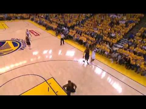 Leandro Barbosa Sparks Warriors Off Bench in Game 5