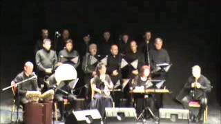 Hasan Sezâî Hz.Konseri 1. kısım... Lâ Edrî Topluluğu