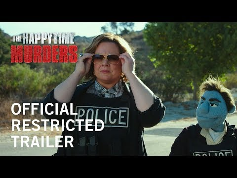 The Happytime Murders   Restricted Trailer  In Theaters August 17, 2018