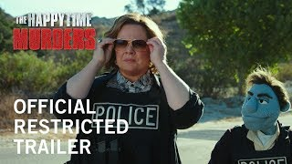 The Happytime Murders | Official Restricted Trailer | In Theaters August 24, 2018