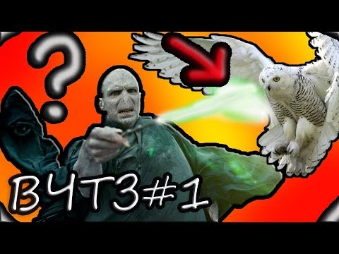 Как погибла Букля сова Гарри Поттера??! |  How did Hedwig die a Harry Potter owl ??! Music video