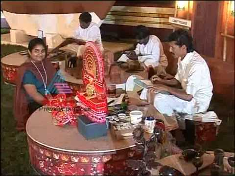 Famous Handicrafts Of Kerala India Gate Nov 16 Part 2 Youtube