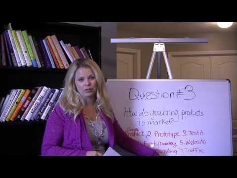 (Question #3) How to launch a new product or service? (entrepreneurs/coaches/authors)