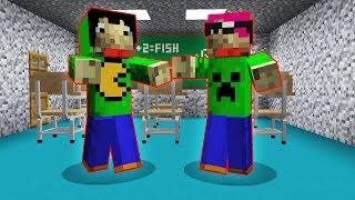 Minecraft: VIRAMOS O BALDIS! (ASSUSTADOR)
