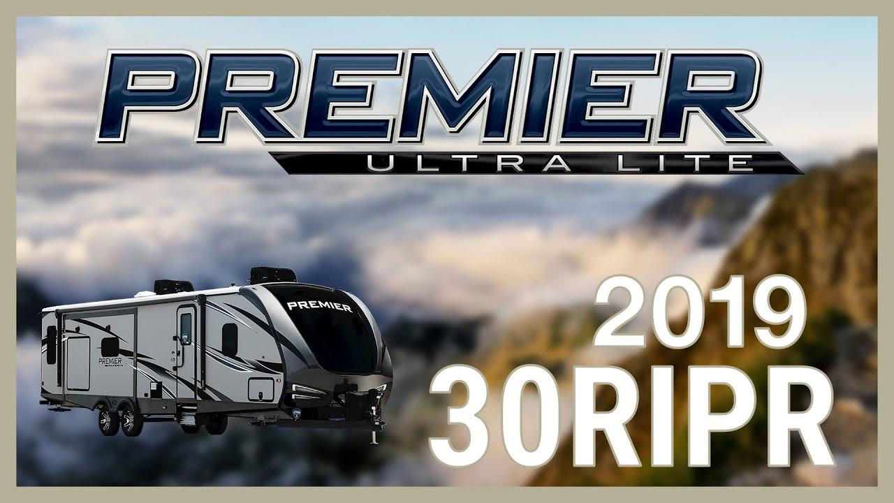 2019 Keystone Premier 30RIPR Travel Trailer For Sale RV ...
