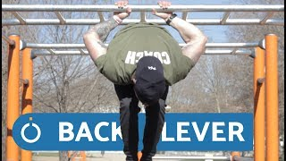 Calisthenics Back Workout - The Best Routine!