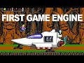 FIRST GAME ENGINE - let's make a game