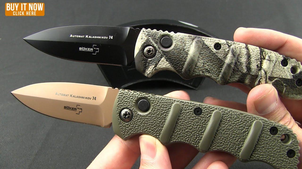 Boker Kalashnikov Automatic Knife Blade Hq Exclusives