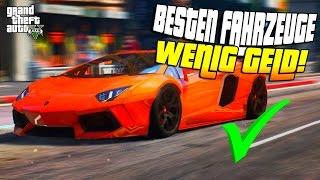 GTA 5: DIE BESTEN FAHRZEUGE FÜR WENIG GELD! | RENN TIPPS, enrico italia